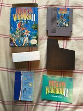 Dragon Warrior II 2 NES Nintendo Complete CIB Box Manual Map Tested Working