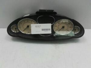 INSTRUMENT CLUSTER Rover 75 99-04 1.8 Petrol & WARRANTY - 1160936