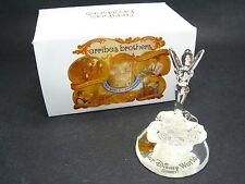 Nib Arribas Mini Crystal Tinkerbell Tink In Box Walt Disney World Fantasia