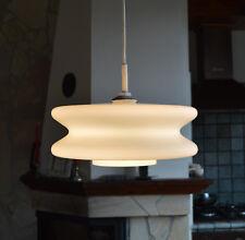 VTG Czech Mid Century 1960's UFO chandelier Modernism Krasna jizba