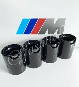BMW MPE M PERFORMANCE CARBON EXHAUST TIPS M2 F87 M3 F80 M4 F82 M5 F10 M6 F12 F13