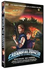 SPACEHUNTERS :ADVENTURES IN THE FORBIDDEN ZONE (1983) - DVD - PAL Region 2 - New