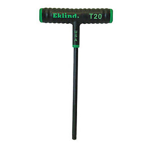 Metric Torx T-Key Wrench T6~T50 Hand Tools made in USA