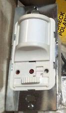 Bryant White Hall Switch Infrared Motion Sensor 1200 SQ FT range