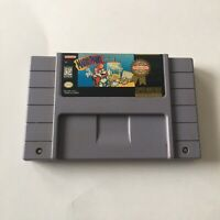 Mario Paint Snes Works Untested Authentic Game Cart Only Super Nintendo