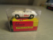 Schuco Piccolo Jaguar E Type Messe 2000 1:90