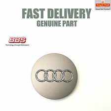 Genuine BBS 80mm RSII Audi A6 4B A4 A8 TT Mk1 Wheel Centre Cap 09.24.511 NEW