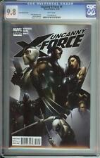 UNCANNY X-FORCE #1 CGC 9.8 CLAYTON CRAIN VARIANT COVER X-23 WOLVERINE 1:25