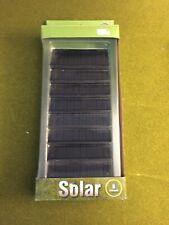 Kids Globe Farming - 8 Pegatinas De Panel Solar-Juguetes De Granja (BT209)