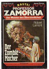 PROFESSOR ZAMORRA Band 37 / DER ZOMBIE-MACHER