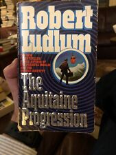 The Aquitaine Progression by Robert Ludlum (1985, Paperback)