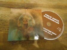 CD Pop Philip Sayce - Steamroller (10 Song) Promo PROVOGUE / MASCOT LABEL cb