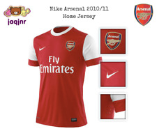 Official Nike ARSENAL HOME JERSEY 2010/11 - Kids Age 12-13 *New*