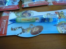 1 Ballpen Inoxcrom Toy Story 3 Disney Pixar, new packaged Aliens