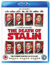 The Death Of Stalin Blu-Ray NEW BLU-RAY (EO52152B)