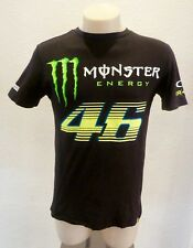 Valentino Rossi Monster Energy 46 Mens T-shirt Size Small FREE POSTAGE