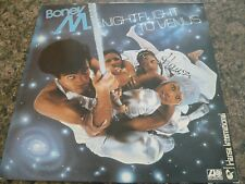 "Boney M - Nightflight To Venus  - LP - 12"" - 1978 -"