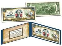 DISTRICT OF COLUMBIA $2 Statehood WASHINGTON DC Two-Dollar US Bill Legal Tender