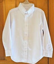 New ~ Kelly's Kids James White Dress Shirt ~ Size 5-6 yr.