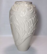 """Lenox Grande Minuet Vase 11""""tall"""