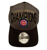 Chicago Cubs New Era 2016 World Series Champions Locker Room Hat New