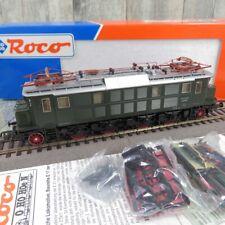 ROCO 43717 - HO - DB - Elektrolokomotive BR E17 07 - mit DSS - OVP - #I27507
