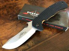 Emerson Knife Rendezvous SF Stonewash Plain Edge Prestige Dealer