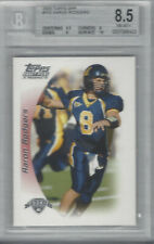 AARON RODGERS 2005 TOPPS DRAFT PICKS & PROSPECTS RC #152 BGS 8.5