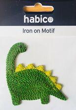 Habico Hedgehog Wildlife Animal Iron on Motif Patch Child or Adult Embellishment
