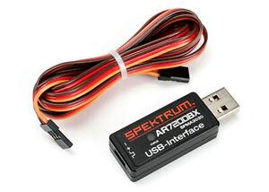 NEW Spektrum AR7200BX USB-Interface SPMA3030