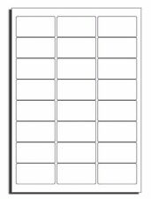 100 A4 self adhesive strong stick address postal product labels 24 per sheet