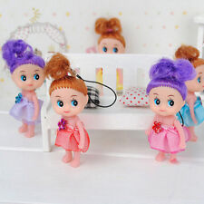 6  Mini Ddung Doll  Toy Confused Doll Key Chain Phone Pendant Ornament nuevBIUS