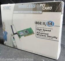 SMC EZ CONNECT G 2.4GHZ 54 MBPS WIRELESS PCI CARD - SMCWPCI-G