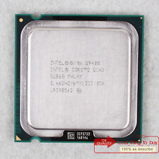 Intel Core 2 Quad Q9400 CPU(AT80580PJ0676M) LGA 775 SLB6B 2.66/6M/1333 Free ship