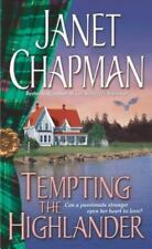 Tempting the Highlander by Janet Chapman (2004, Paperback) Romance