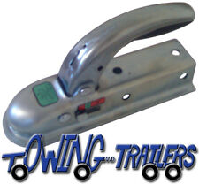 Knott 1400kg pressed coupling / hitch unbraked trailer CH04