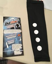 Rick Barry Dot Shot Basketball Shooting Skills Aid Trainer Arm Sleeve Medium