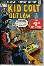Marvel Kid Colt Outlaw #170 1973 W: Stan Lee A: Jack Keller