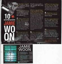JAMIE WOON : CUTTINGS COLLECTION  - interview