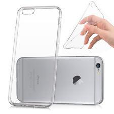 Housse Etui Coque Gel UltraSlim TRANSPARENT Pour Apple iPhone 6/ 6s