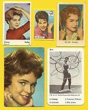 Conny Cornelia Froboess Fab Card Collection Goldene Schallplatte Derrick I