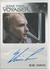 Star Trek Voyager Heroes and Villains Mimi Craven as Jisa in Dragon's Teeth