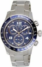 Tissot Men's T039.417.11.047.02 Blue Dial Watch