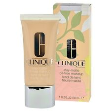 Clinique Stay Matte Oil Free Makeup 30ml  Ivory, Vanilla, Beige, Neutral, Honey