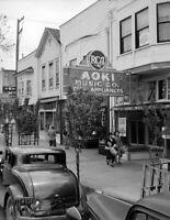 "1942 Capitol Street, Sacramento, California Old Photo 8.5"" x 11"" Reprint"