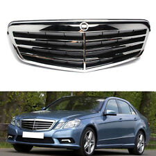 Fit For Mercedes-Benz E CLASS/W212 2009-2015 Front Grill Grille Mesh