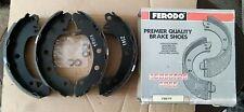 Ford Sierra MK1 1.3 1.6  Rear Brake Shoes Ferodo FSB175