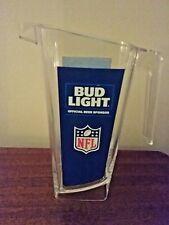 Bud Light Nfl 38oz. Beer Pitcher New