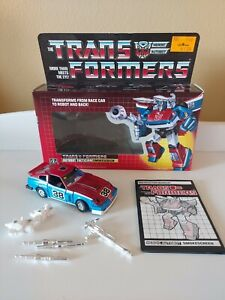 Hasbro Transformers G1 Smokescreen