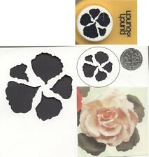 Medium BEGONIA PETALS Paper Punch x Punch Bunch Scrapbook-Cardmaking-Quilling